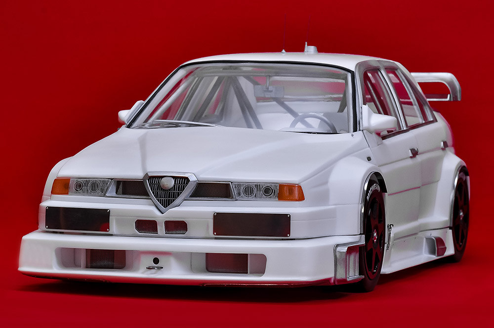 1/12scale Fulldetail Kit : 155V6TI [DTM1993]