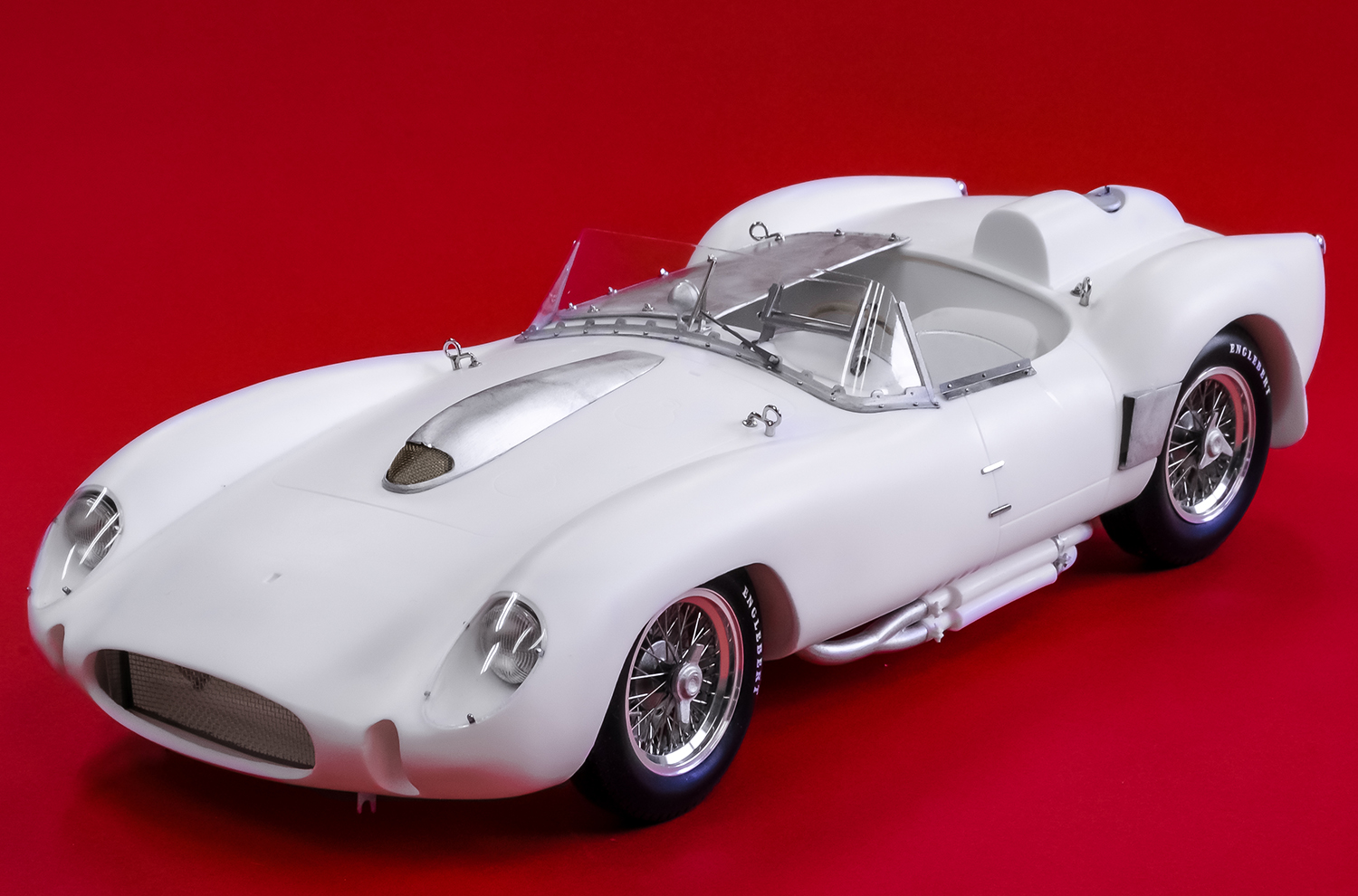 1/12scale Proportion Kit : 250TR 58