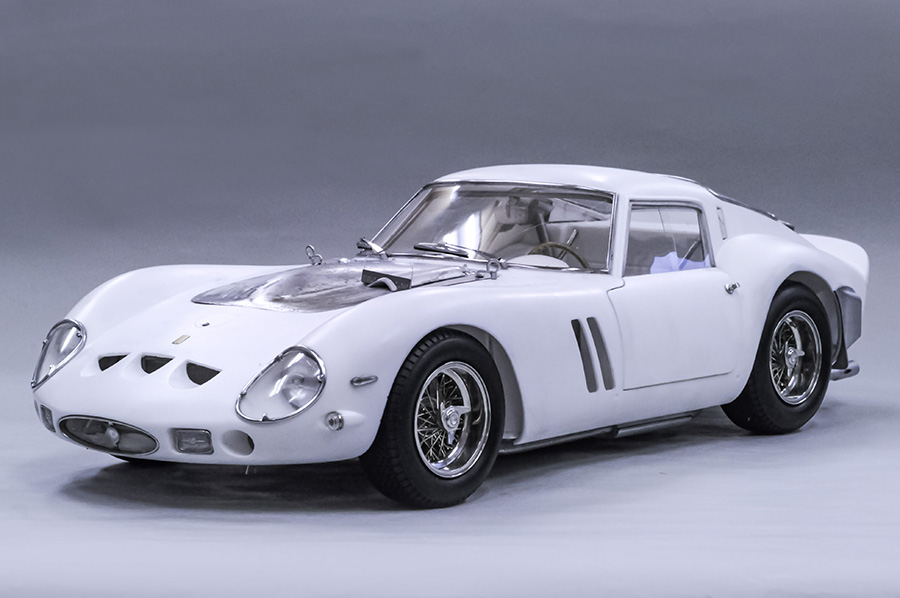 1/12scale Fulldetail Kit : 250 GTO [1962]