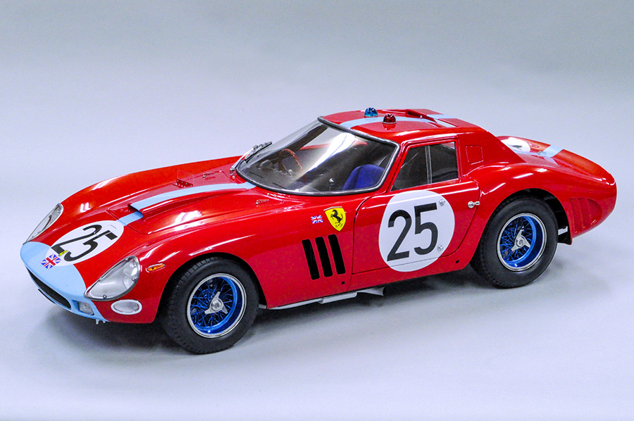 1/12scale Fulldetail Kit : 250 GTO [1964]