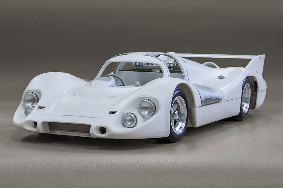 1/12scale Fulldetail Kit : 917LH [1970]