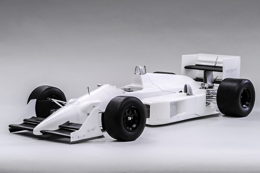 1/12scale Fulldetail Kit : Williams FW11B
