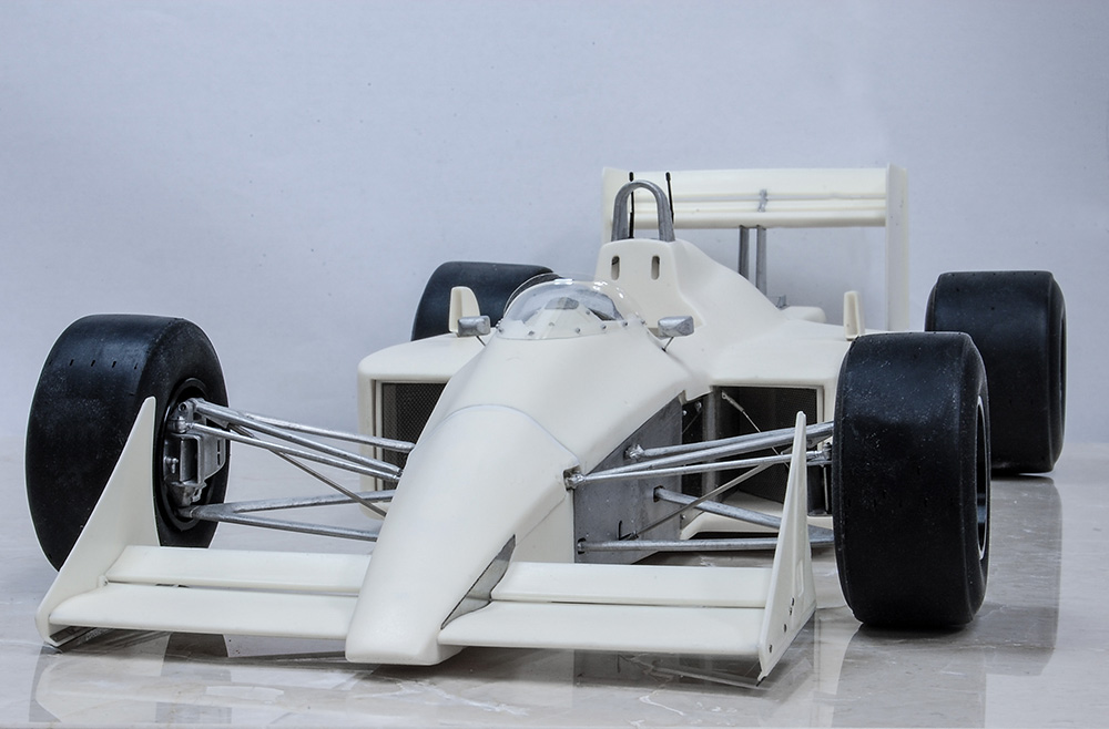 1/12scale Fulldetail Kit : McLaren MP4/4
