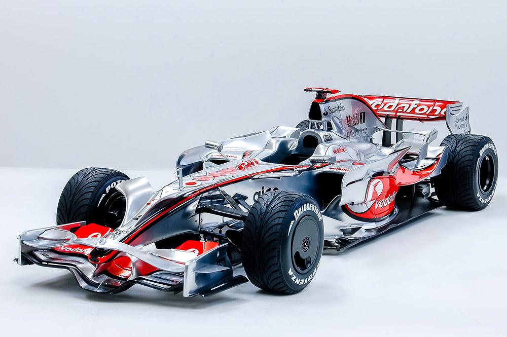 1/12scale Multi-Material Kit : McLaren MP4-23