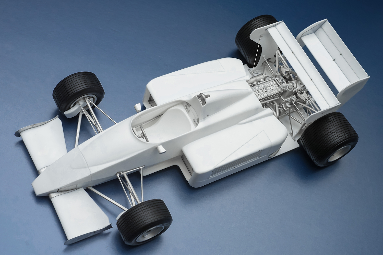 1/12scale Fulldetail Kit :Toleman TG184