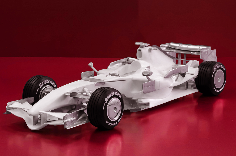 1/12scale Proportion Kit : F2007
