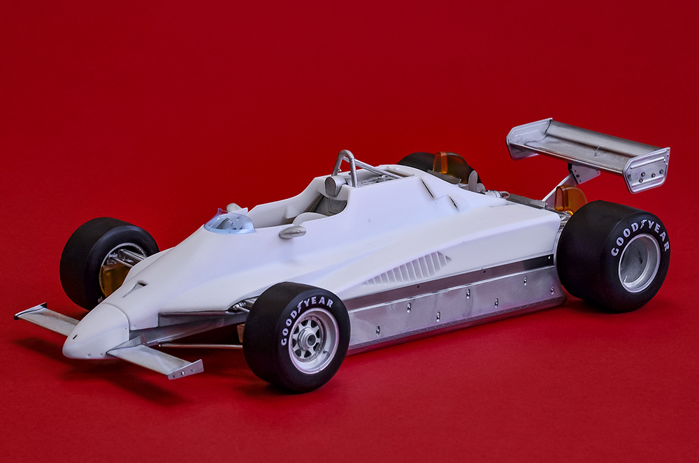 1/20scale Fulldetail Kit : 126C2