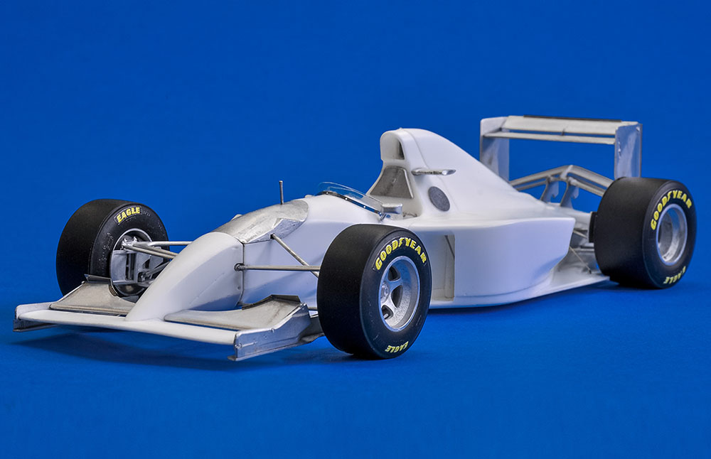 1/20scale Fulldetail Kit : Williams FW16