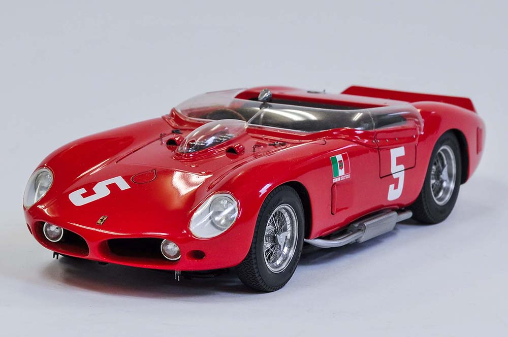 1/24scale Fulldetail Kit : 250 TRI/61 [Low Tail]
