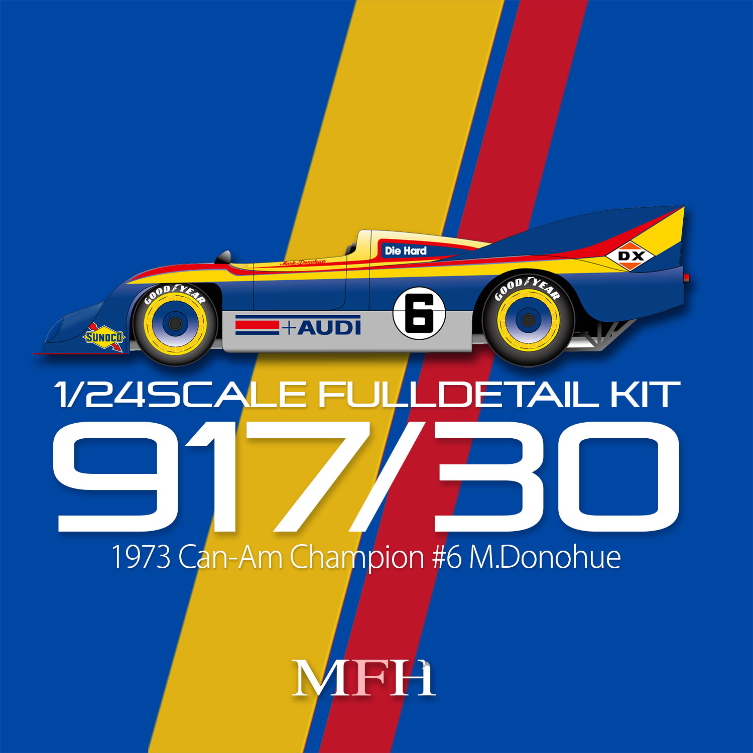 1/24scale Fulldetail Kit : 917/30