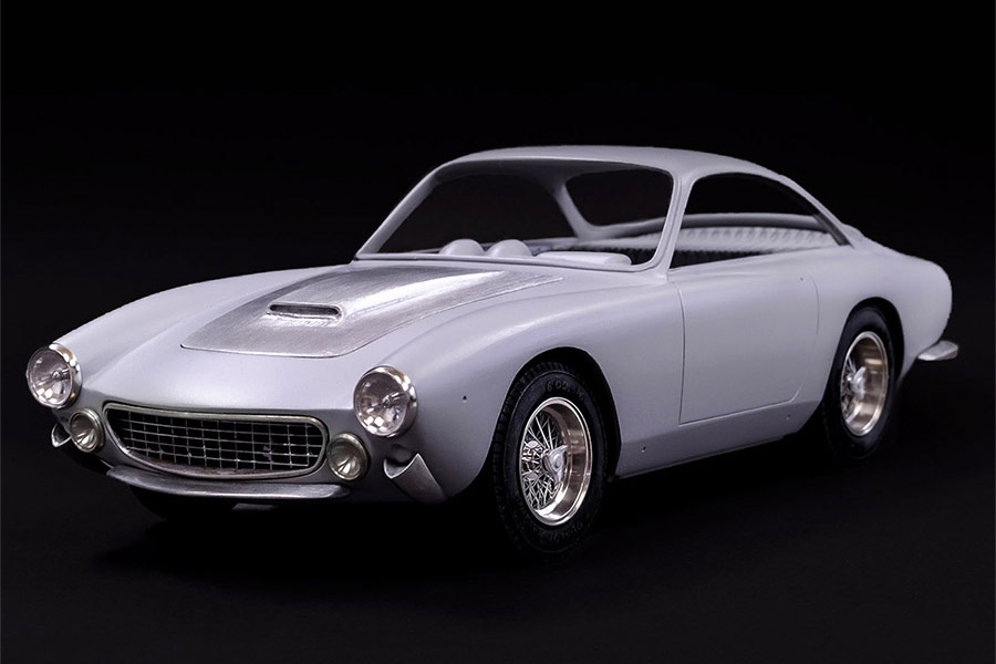 1/24scale Fulldetail Kit : 250 GT Lusso
