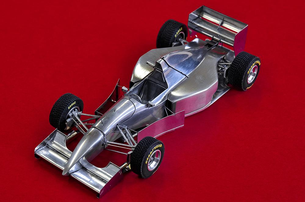 1/43scale Multi-Material Kit : McLaren MP4/8