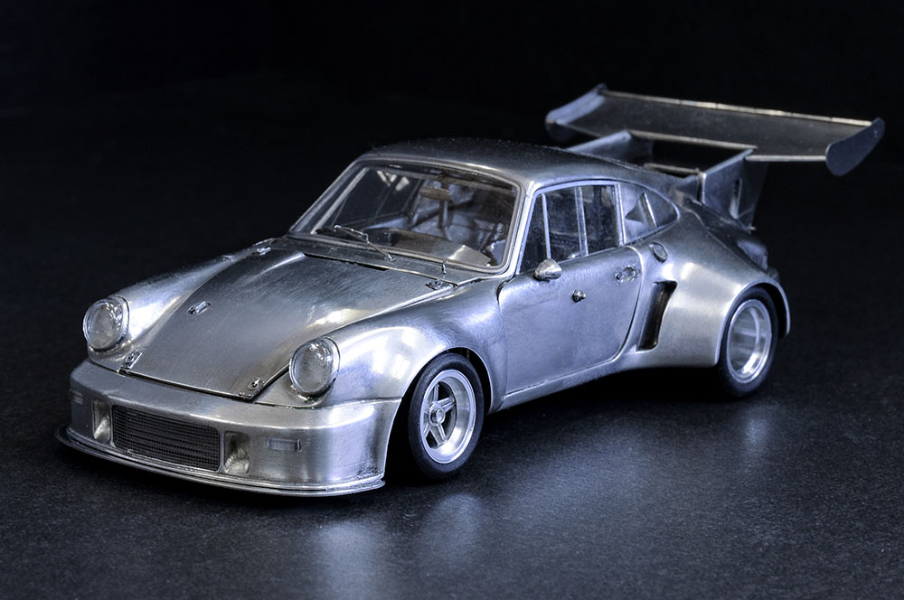 1/43scale Multi-Material Kit : 911 Carrera RSR Turbo