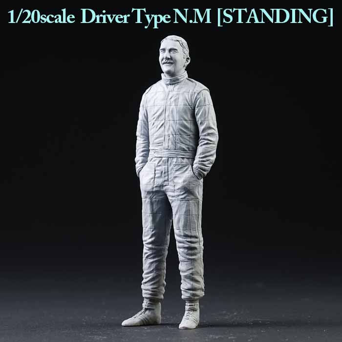 "1/20scale ""DIVE NINE"" Figure Series"