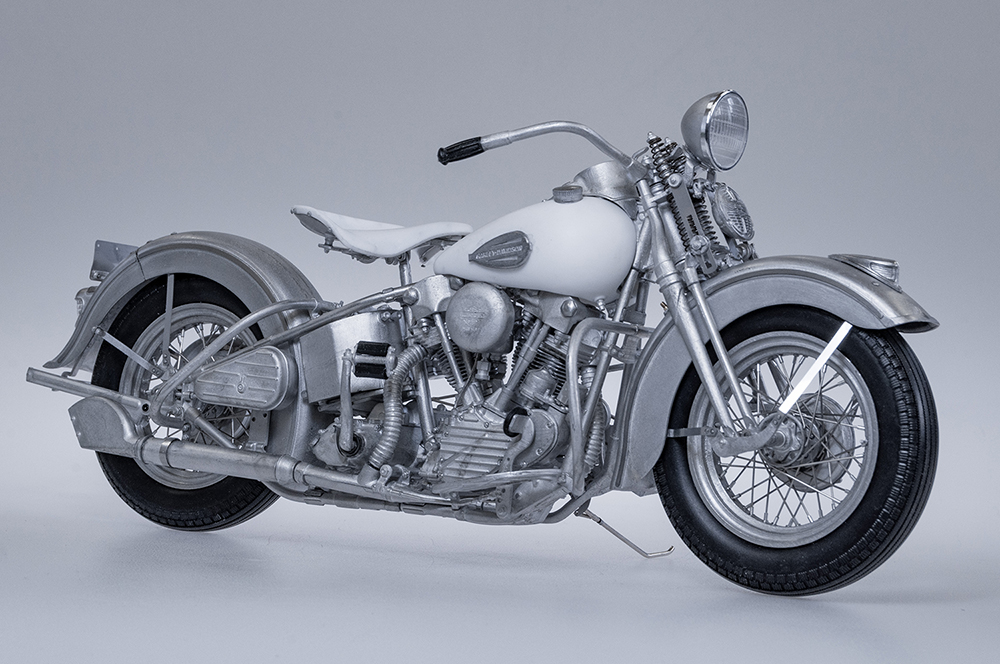 1/9scale Fulldetail Kit : Knucklehead 1940/1947
