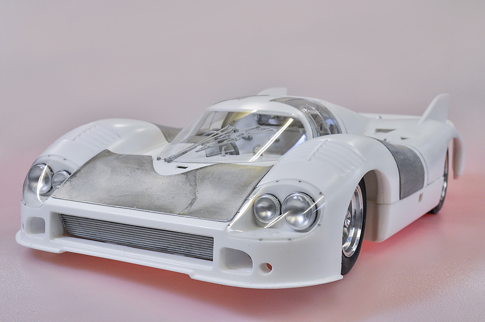 "1/12scale Fulldetail Kit : 917/20 ""Pink Pig"""