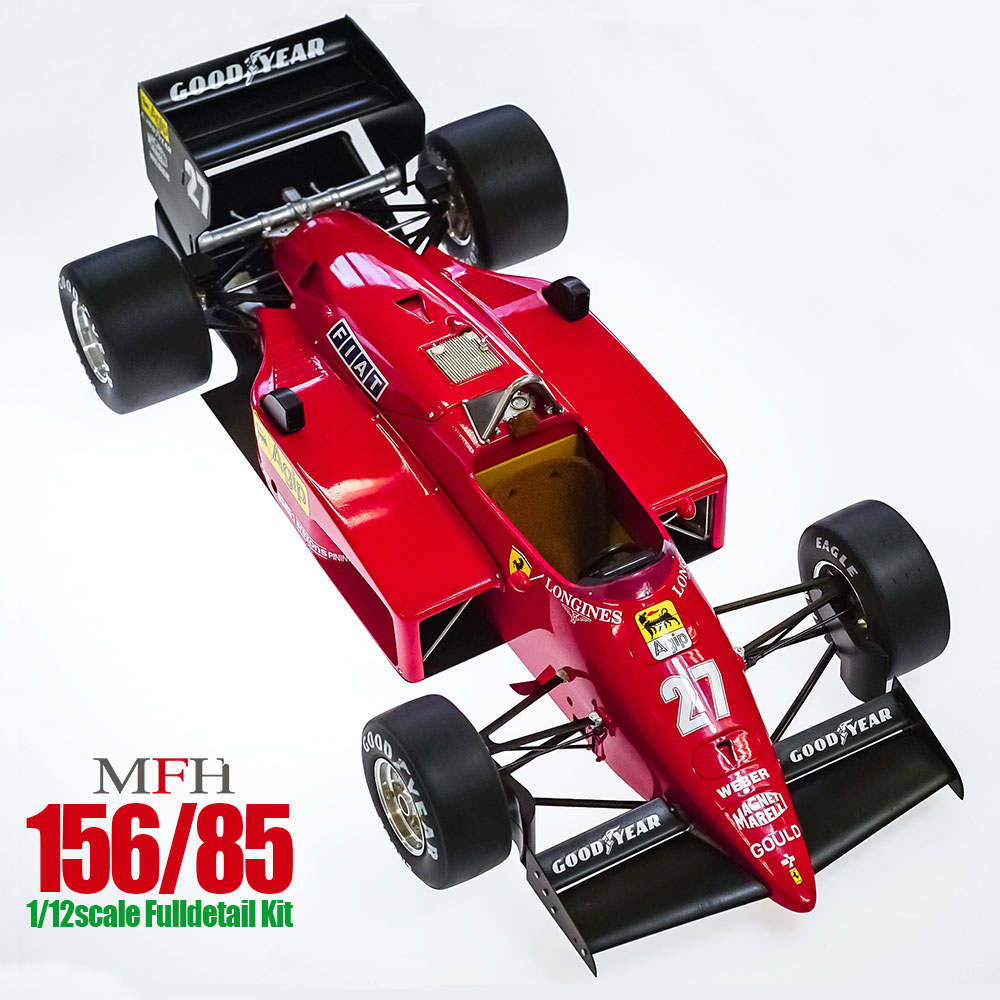 1/12scale Fulldetail Kit : 156/85
