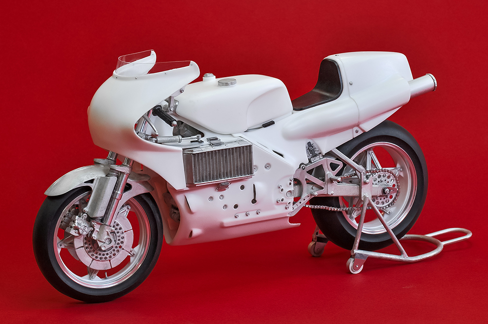 1/9scale Fulldetail Kit : HONDA NR500 [NR1]