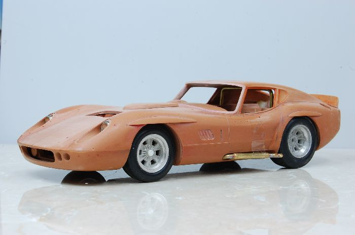 1/24scale Lightweight Series : A.C. coupe A98 1964