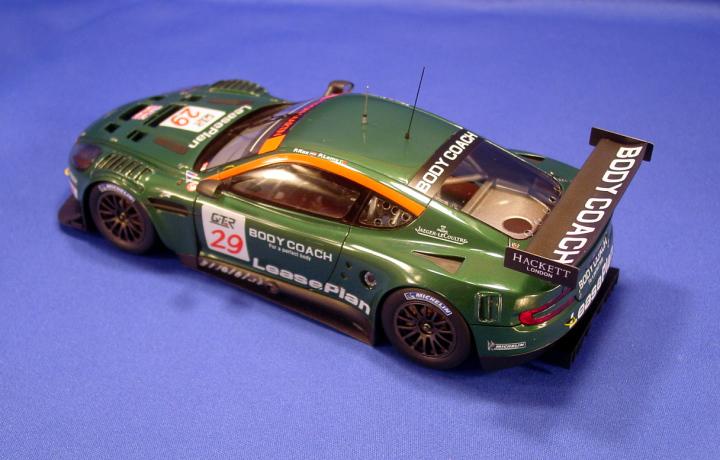 1/24scale Proportion Kit : DBR9 2005 Silverstone
