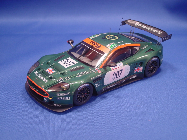 """1/24scale Proportion Kit : DBR9 2006LM """"Aston Martin Racing"""""""