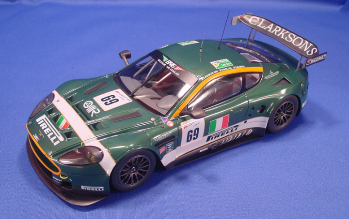 1/24scale Proportion Kit : DBR9 2006LM #69,#62