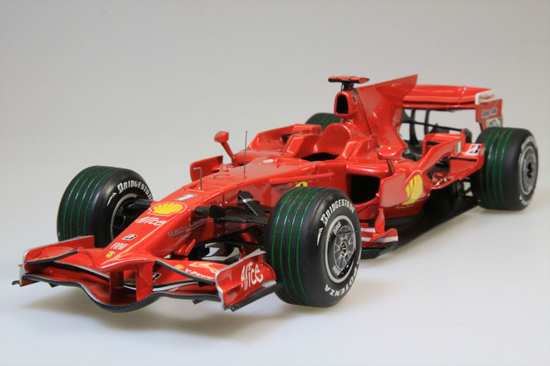 1/20scale Propotion Kit : F2008