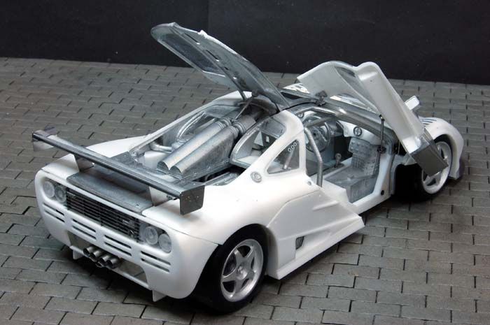 1/24scale Fulldetail Kit : McLaren F1 GTR
