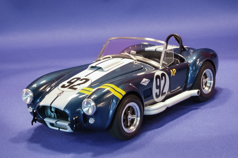 1/24scale Fulldetail Kit : Cobra 427