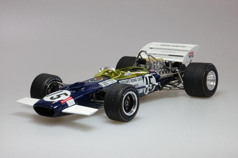 1/20scale Fulldetail Kit : Lotus 49 Works&Rob Walker