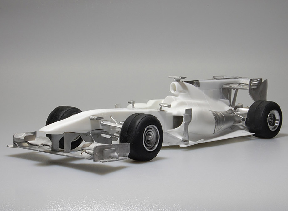 1/20scale Proportion Kit : F10