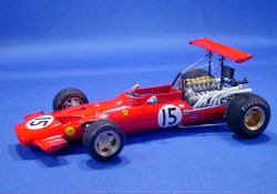 1/20scale Fulldetail Kit : 312F1 '68 / '69