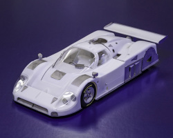 1/24scale Fulldetail Kit : XJR-9 LM