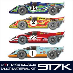1/43scale Multi-Material Kit : 917K [1970]