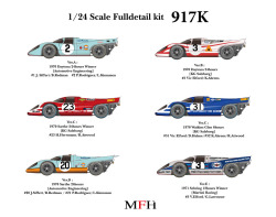 1/24scale Fulldetail Kit : 917K