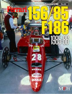 Racing Pictorial Series by HIRO No.22 : Ferrari 156/85, F186 1985-86