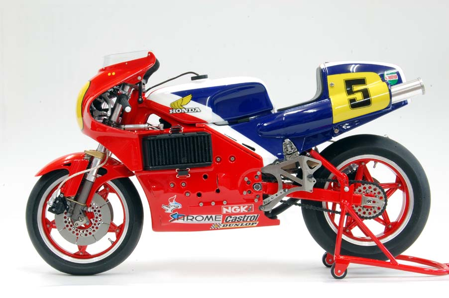 1/12scale Fulldetail Kit : HONDA NR500 [NR1]