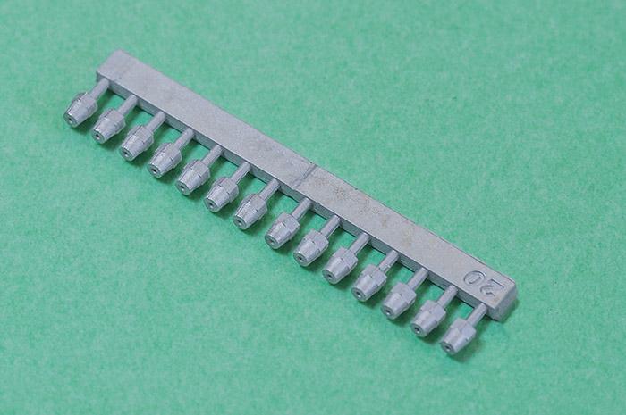 メタルリベット・シリーズ Metal Rivets Series [ Connector type ]