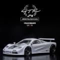 1/12scale Fulldetail Kit :  McLaren F1 GTR ['95 LM Winner]
