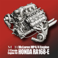 1/12scale Engine Kit : McLaren MP4/4 Engine