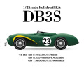 1/24scale Fulldetail Kit : DB3S