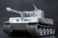 1/35scale Multi-Material Kit : ティーガーI 後期生産型 TIGER I Ausf.E Late Production