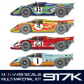 1/43scale Multi-Material Kit : 917K [1970]