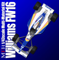 1/43scale Multi-Material Kit : Williams FW16