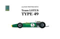 1/43scale Multi-Material Kit : LOTUS Type49
