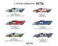 1/24scale Fulldetail Kit : 917K