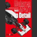 "PHOTOGRAPH COLLECTION Vol.8 ""McLaren MP4/7 in Detail"""