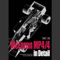 "PHOTOGRAPH COLLECTION Vol.1 ""McLaren MP4/4 in Detail"