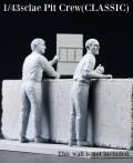 """DIVE NINE"" Figure Series 1/43scale : Pit Crew [CLASSIC]"