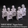 "1/12scale ""DIVE NINE"" Figure : F1 Champion Series [1950s]"